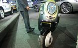 MINI Scooter E Concept Brings Brand To New Markets [Paris 2010]