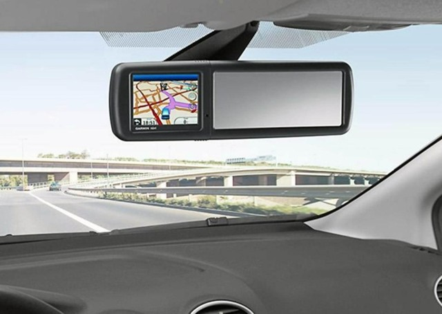 Cheap Car Insurance For Teens >> Ford's MirrorNavi Combines Rear-View Mirror and GPS into One » AutoGuide.com News