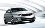 BREAKING: Kia Optima Hybrid To Debut At Los Angeles Auto Show