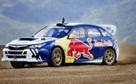 Travis Pastrana Sets New Mt. Washington Hillclimb Record in Red Bull Subaru