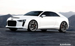 Audi Quattro Concept Commemorates 30 Years Of Quattro [Paris 2010]