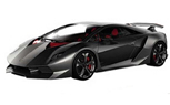 Lamborghini Sesto Elemento Technology Concept Leaks Ahead of Paris Auto Show Debut