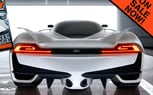 Top Gear Shows Off SSC Ultimate Aero II's Rear End