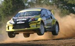 Tanner Foust Claims First Ever U.S. Rallycross Victory [video]