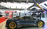 Pagani Zonda Tricolore Pays Tribute To Italian Air Force's Finest (Video Inside)