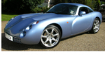REPORT: TVR Back With Corvette Powered Sports Car
