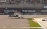 Insane Crash Video From Formula 2 Valencia