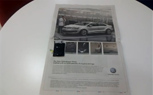 Volkswagen Incorporates Clever Audio Ad In Newspaper