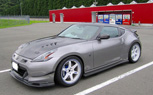 Custom Nissan 370Z Gets Mish-Mash of Tuner Parts, Looks Stunning