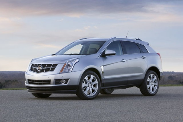 Cadillac srx recalled over power steering lines autoguide com news