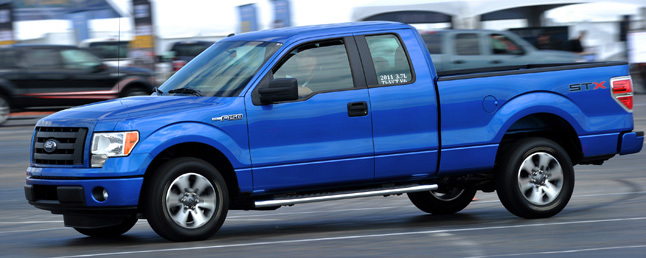 2011 Ford F 150 Claims Fuel Economy Crown Thanks To V6 187 Autoguide Com News