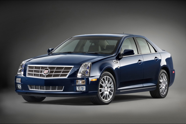 2011 Cadillac Sts Still For Sale Lacking A V8 Option