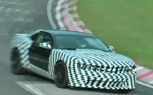 Camaro Z28 Caught Testing at the Nurburgring [Video]