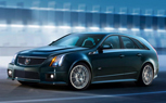 2011 Cadillac CTS-V Wagon Lists for $62,990