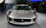 Jaguar C-X75 Concept May See Production
