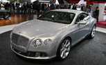 2011 Bentley Continental GT: Small Changes, Big Results [Paris 2010]