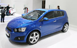 Chevy Aveo Sets New Course for GM's Small Car Future [Paris 2010]