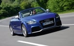 Audi TT-RS Gets 7-Speed S-Tronic Transmission Just in Time for U.S. Launch