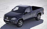 Regular Cab VW Amarok Pickup Revealed