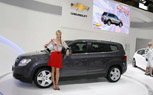 Chevrolet Orlando Debuts To Adoring Europeans And Canadians [Paris 2010]