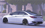 Supercar Inspired Hyundai Sonata Turbo To Debut At SEMA