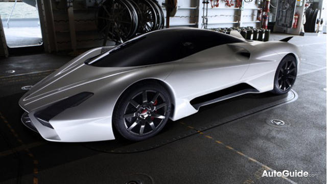Cadillac Car Shows >> SSC Ultimate Aero II to Get 1,350-HP Twin-Turbo 6.8L V8 ...