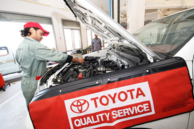 Toyota Dealer Las Vegas >> Toyota Makes 2 Year Maintenance Free on All New Toyota and ...
