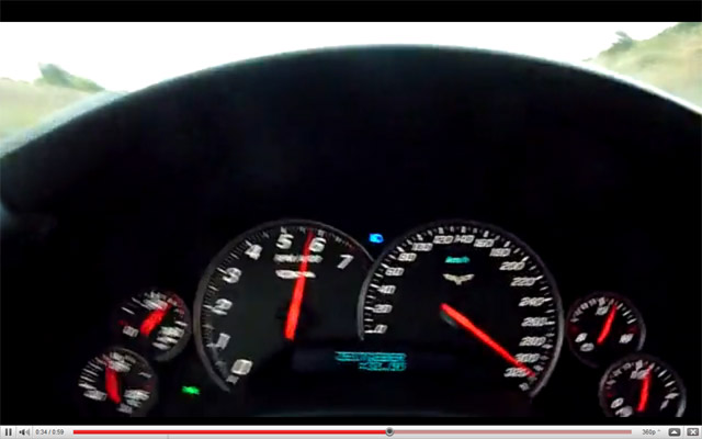 Used Chrysler 300 >> Corvette Z06 Hits 216 MPH On The Autobahn [video] » AutoGuide.com News
