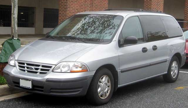 Ford S Windstar Minivan Is Undergoing A Mive Recall With Over 460 000 1998 2003 Windstars Being Recalled Fault Rear Axle That May Corrode And