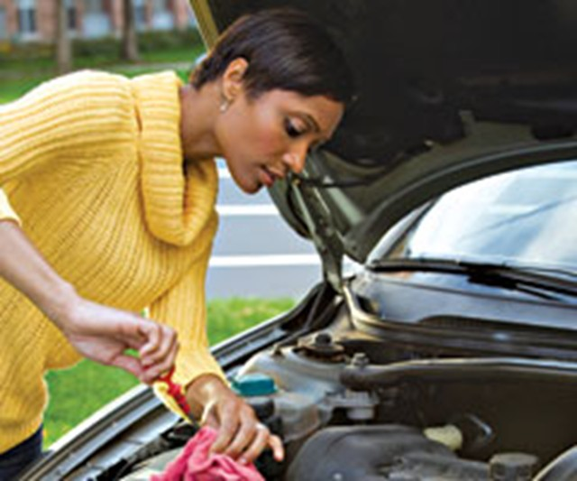 Jeep Wheels And Tires >> Study: Women Tend to Steer Clear of Basic Car Maintenance ...