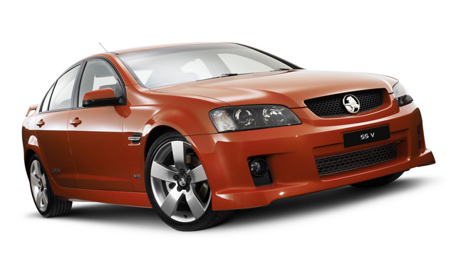 Chevy Rumored To Sell Rear Drive Holden Sedan In America The