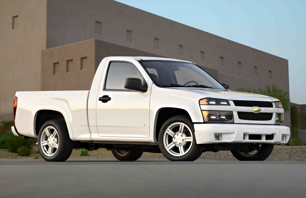 GM Recalls Chevy Colorado, GMC Canyon for Child Seat Tether Issues » AutoGuide.com News