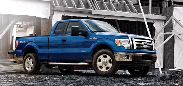next ford f 150 could trade steel frame for magnesium alloy. Black Bedroom Furniture Sets. Home Design Ideas