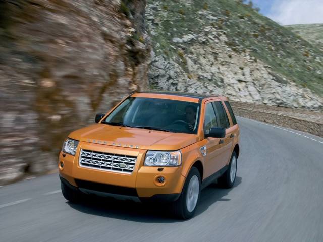 Land Rover Recalls Lr2 Models For Airbag Fault 187 Autoguide