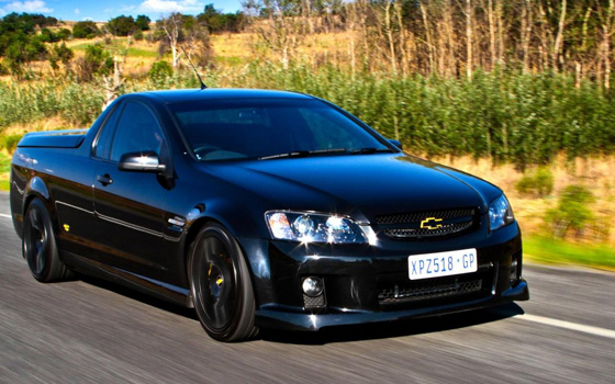 South African Tuner Lupini Builds 556-HP Holden Maloo ...