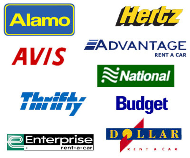 enterprise rent a car a market driven company (or the executive area where there are nicer cars) and you drive from enterprise or other car rental company the market enterprise hires.