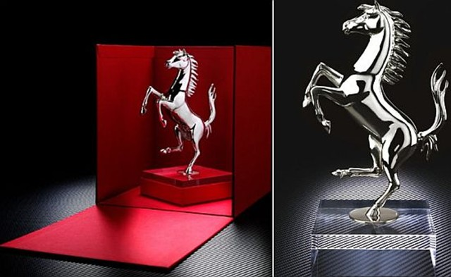 Best Jeep Accessories >> Ferrari Offers Limited Edition Prancing Horse Sculpture ...