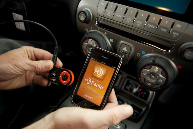HD Radio App Offers a New Sound Experience to Your Drive ...