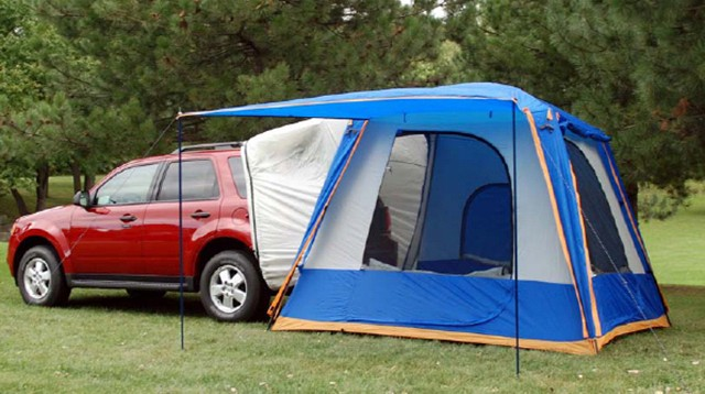 Napier Redesigns Its Popular SUV and Truck Tents ...