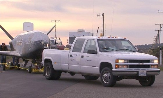 What S Best For Towing A Spacecraft A 17 Year Old Chevy