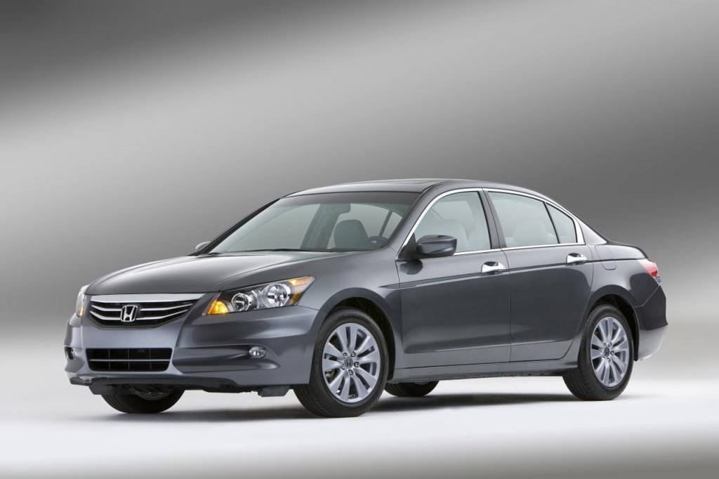 Honda Recalls Accord Pilot Over Potential Suspension