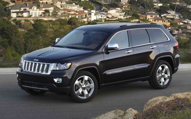 2011 jeep grand cherokee named 39 urban truck of the year 39 news. Black Bedroom Furniture Sets. Home Design Ideas