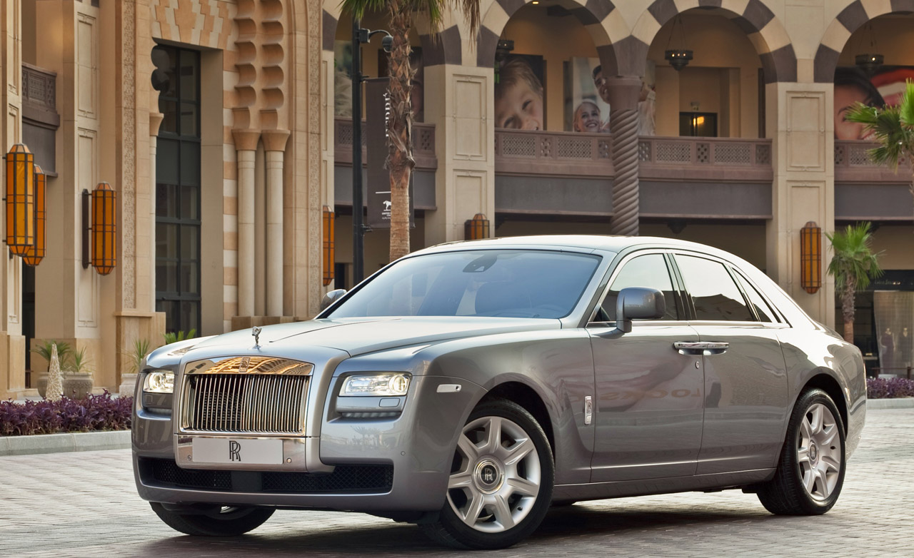 Rolls Royce Ghost To Get Coupe Convertible And Long