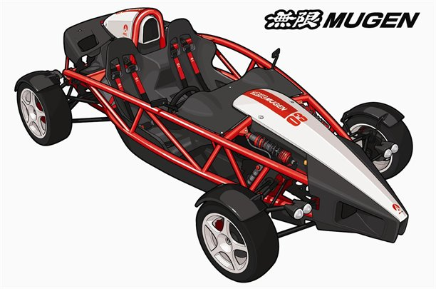 ariel atom mugen edition celebrates 10th anniversary of ultra light track car news. Black Bedroom Furniture Sets. Home Design Ideas