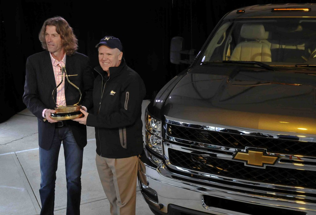 Motor Trend Truck of The Year 2011 hd Named Motor Trend Truck