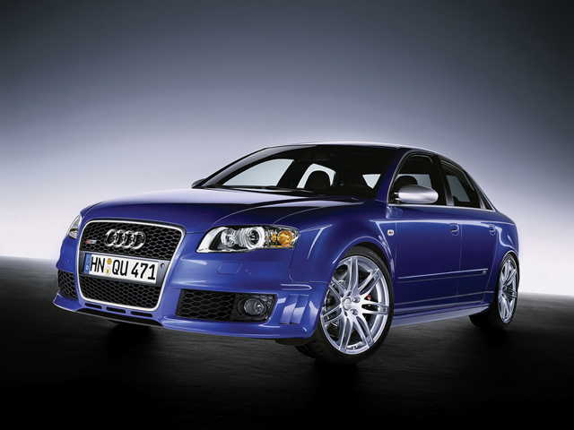 Audi RS4 Axed, RS6 to Get Twin-Turbo V8 » AutoGuide com News