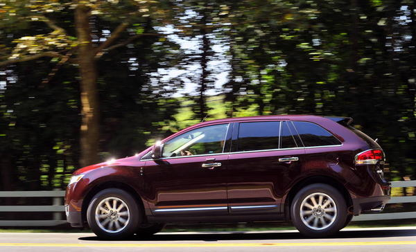 Ford Is Recalling Both The Edge Crossover And The Lincoln Mkx Luxury Crossover Due To An Electrical Short That Could Lead To A Fire