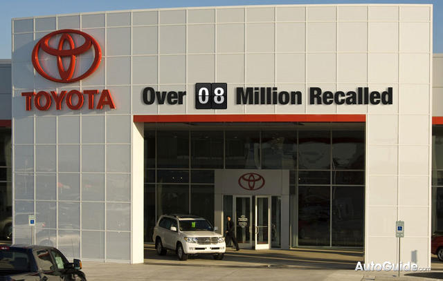 Toyota to Pay $32.4 Million Fine to Feds Over Recall Timing ...