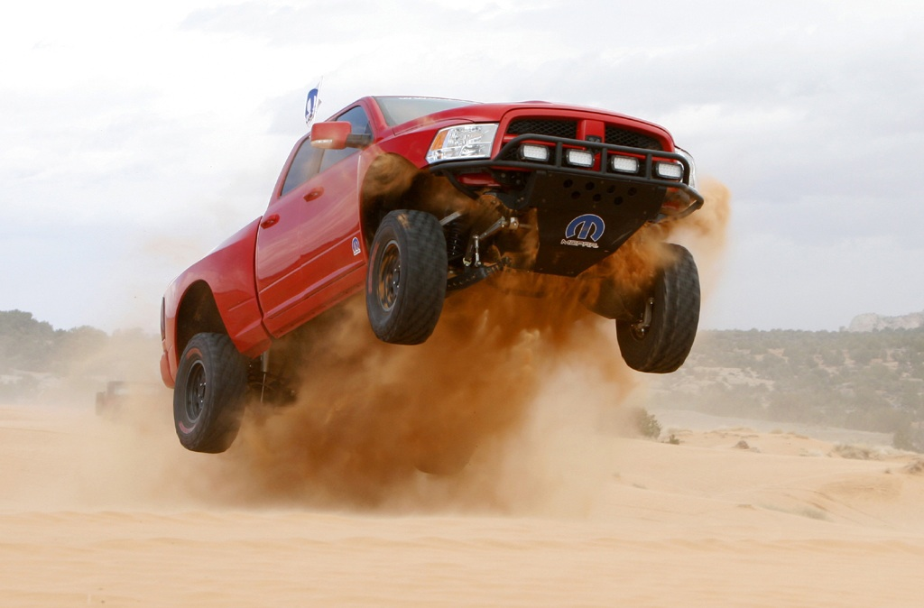 Ford Truck Enthusiast >> Mopar Ram Runner Off-Road Package Pricing and Availability Announced » AutoGuide.com News