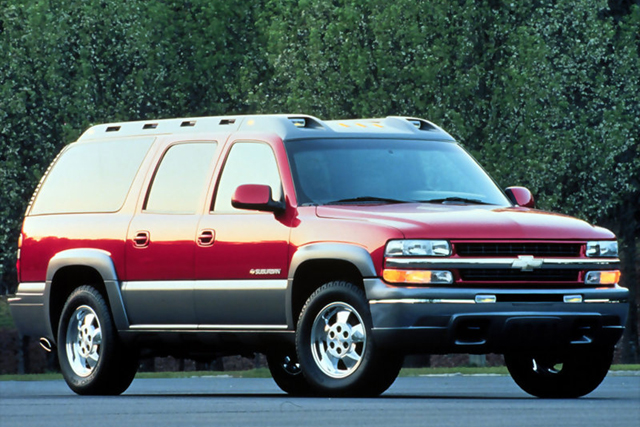 Used Chevy Tahoe >> Chevy, GMC Trucks Under Further Investigation for Rusting ...